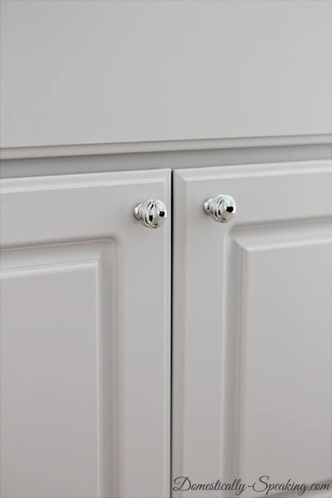 Installing Cabinet Hardware, the Easy Way - Domestically ...