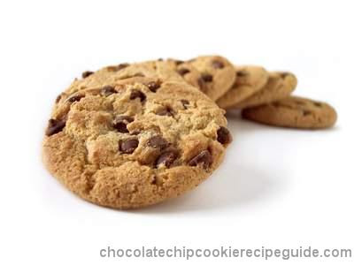 Nougat Filled Chocolate Chip Cookie Recipe