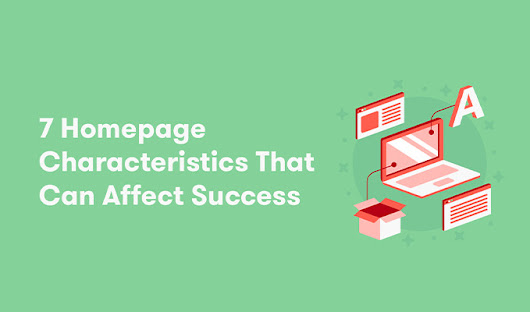 How Homepage Characteristics Can Affect Success: New Data ~ Creative Market Blog