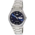 Casio Men's Core MTP1240D-2A Blue Stainless-Steel Quartz Fashion Watch