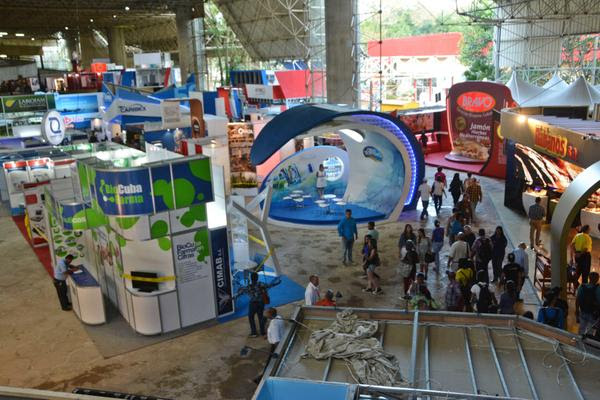 35 Feria Internacional de La Habana, FIHAV 2017, en el recinto ferial Expocuba, el 31 de octubre de 2017. ACN FOTO/Marcelino VÁZQUEZ HERNÁNDEZ