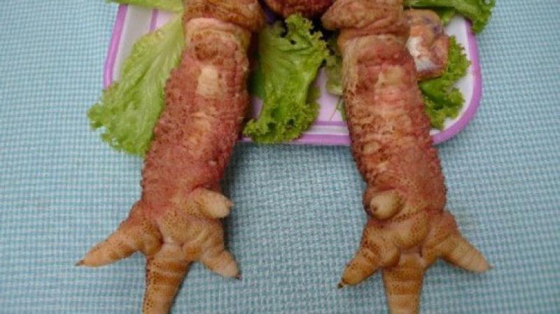 Raça de galinha vietnamita rara tem as pernas mais estranhas que você já viu 13