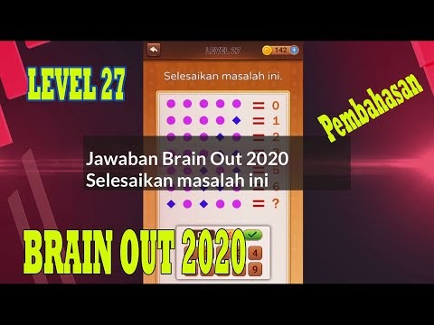 Jawaban Game Brain Out 2020 level 27 | Brain Test : Tricky Puzzles Game Brain Out 2020 level 27