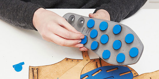 Here's a Novel Idea: A Mini-Factory for Making Your Own Shoes | Design | WIRED