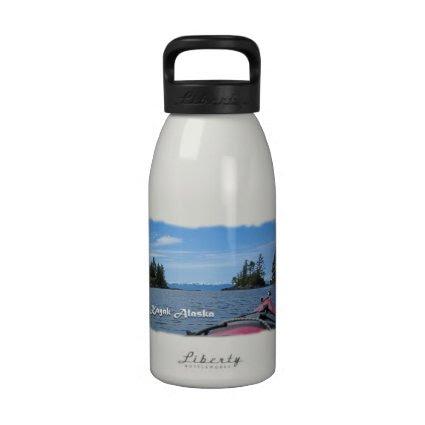 Kayak Alaska Drinking Bottle