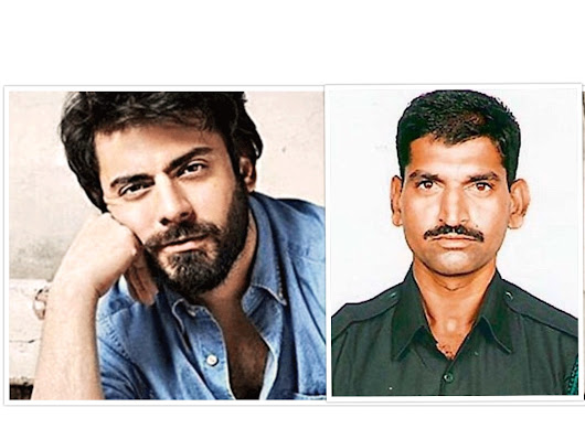 Dear India. Who would you choose? Fawad or Firoz?