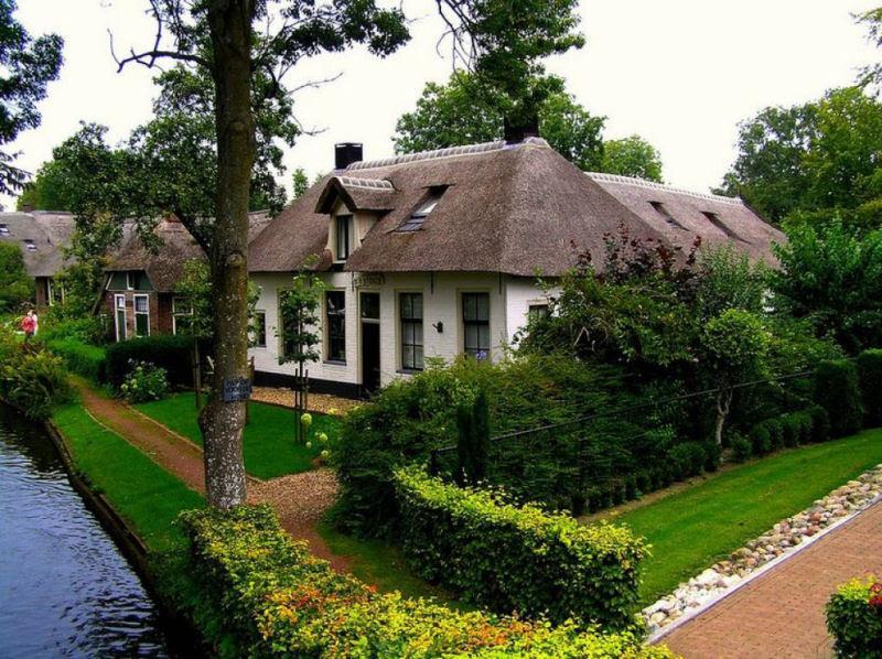 Giethoorn, a Veneza rural da Holanda 07