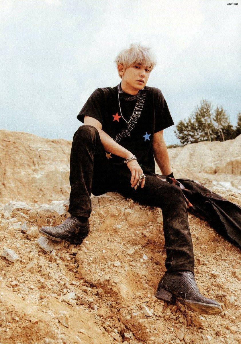 Chanyeol Exo Foto 41648062 Fanpop