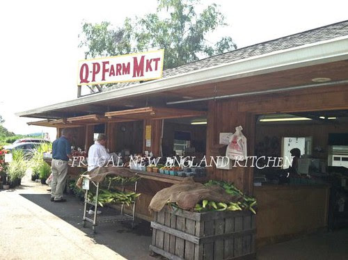 Local Farm Stands QP Farm Stand Portland CT