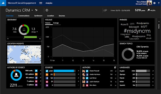 Get ready to Engage! Announcing General Availability of Microsoft Social Engagement!