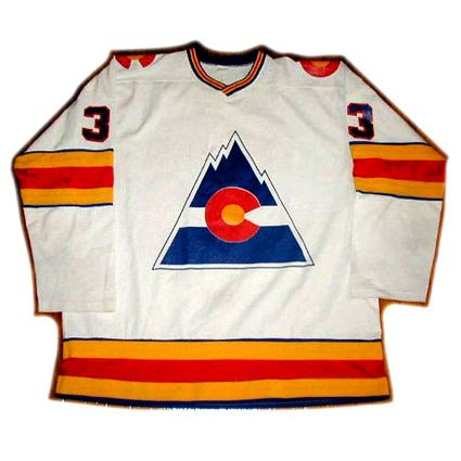 Colorado Rockies 77-78 jersey, Colorado Rockies 77-78 jersey
