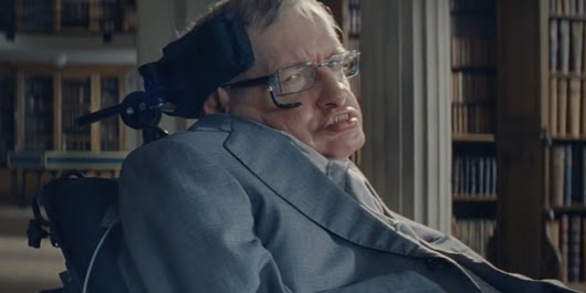 Stephen Hawking Has A Powerful Warning For Mankind