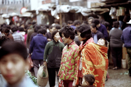 Visit 1970s Hong Kong Through a Surprising Photo Archive