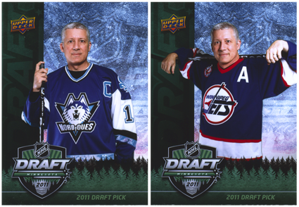 2011 Draft Hockey Cards