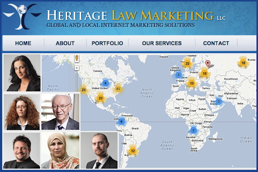 Heritage Law Marketing