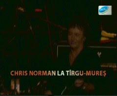 Chris Norman Concert Tirgu-Mures