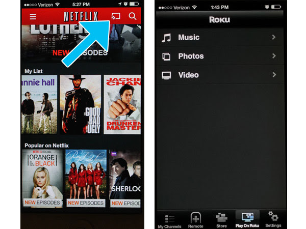 Stream any Supported/Unsupported Video and Audio format to