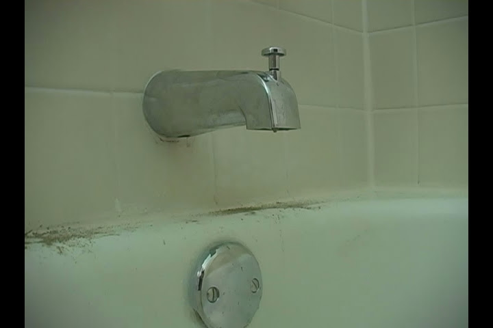Image result for leaky bathtub