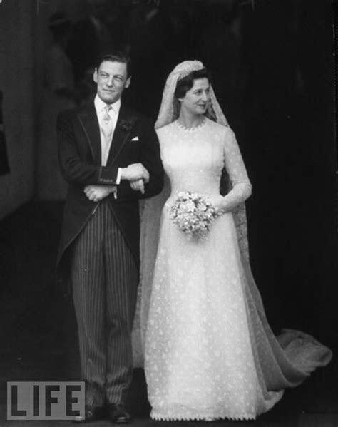 Princess Alexandra of Kent married the Hon. Angus Ogilvy