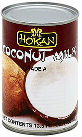 Hokan Coconut Milk
