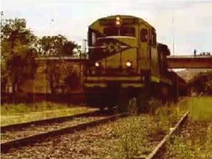 Trem Aparecida - Guaratinguetá (Foto: Reprodução/ TV Vanguarda)