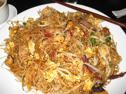 Singapore Noodles & Other Gratitudes