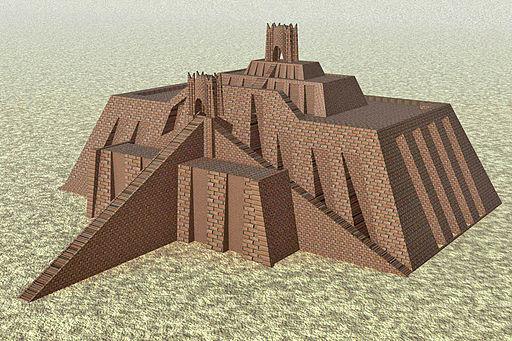 Ziggurat of ur