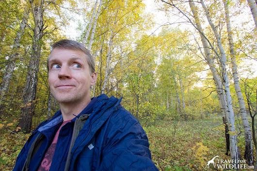 The First American Eco-tourist in Russia: My Week in the Orenburg Reserve - Travel For Wildlife