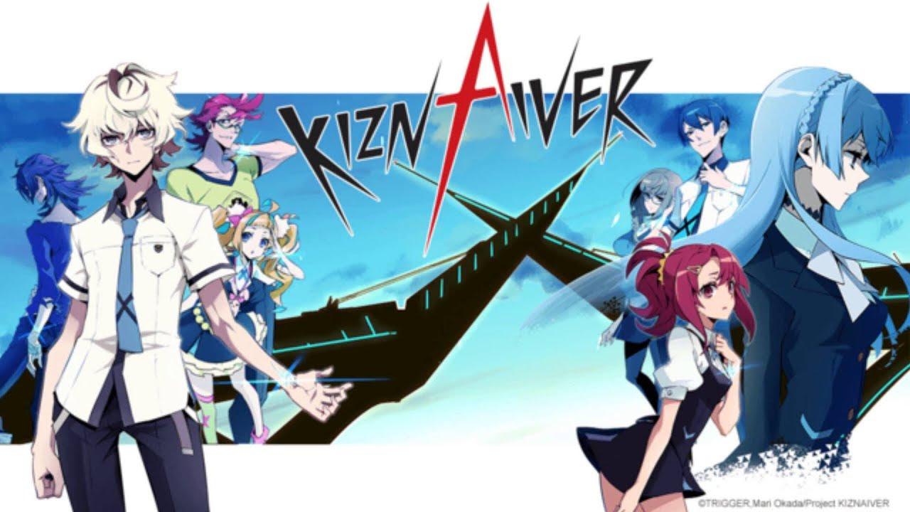Kiznaiver Hd