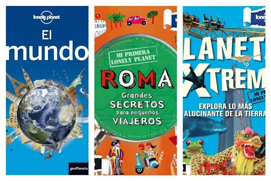 Gana un pack de Lonely Planet gracias a KangApp | P2P Tourism