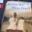 Before We Were Yours Book Review - Arlene's Book Club