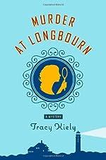 Murder at Longbourn by Tracy Kiely