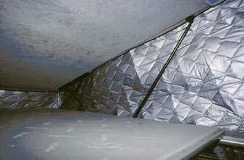 Isolation Thermique Van
