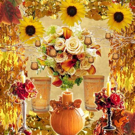 fall wedding centerpieces, unique wedding centerpieces