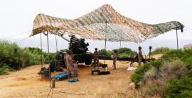 Jornadas COAAAS-M en la base General Almirante