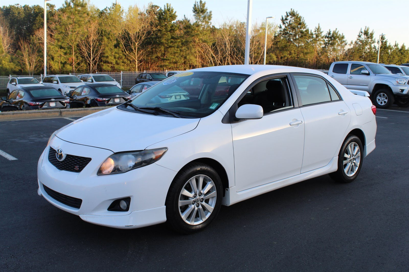 Pre-Owned 2010 Toyota Corolla S 4dr Car in Macon #U721876A ...