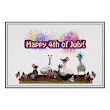 Quirky Fourth of July Art & Gifts from Zazzle