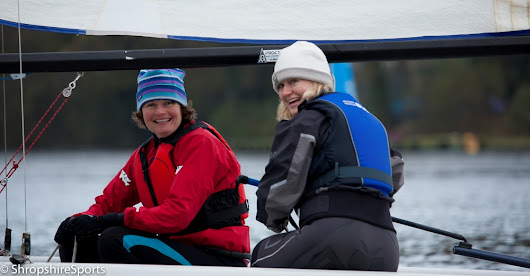 Ladies Sailing - Ladies who Launch - Mylor Sailing School