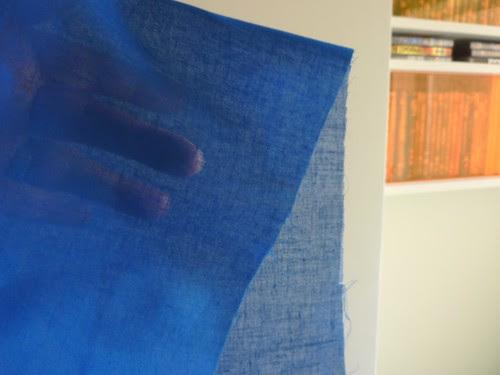 04 - Lovely lightweight cotton fabric