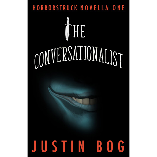 Heather (The United States)'s review of The Conversationalist: Horrorstruck Novella One