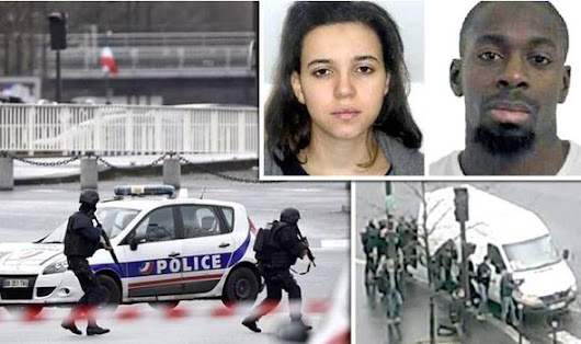 Paris in lockdown: Two dead as women and children held hostage in grocery by terrorist