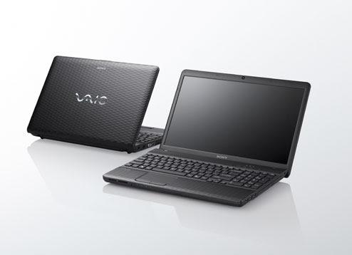 VPCEL25EN/B-VAIO™ Laptop & Computer-E Series (VPCE)