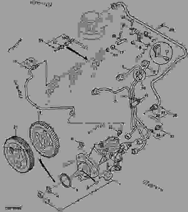 30 John Deere 4020 Injector Pump Diagram