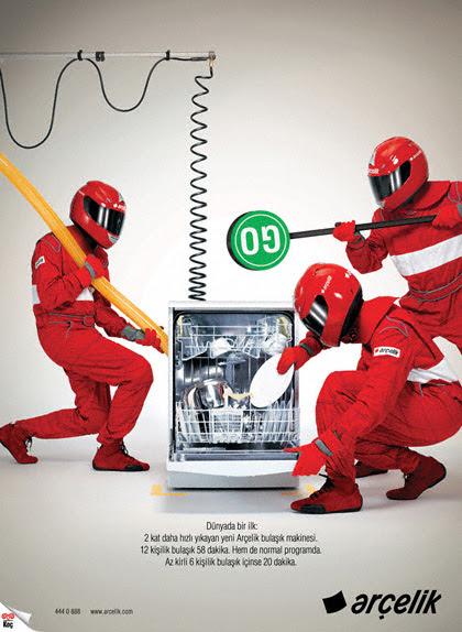 Arcelik Dishwasher by IKDP