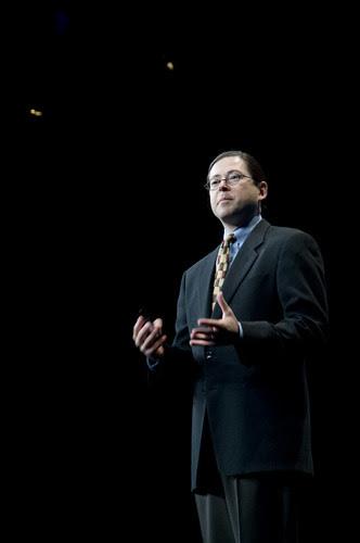 "Jonathan Schwartz, General Session ""Java: Change (Y)Our World"" on June 2, JavaOne 2009 San Francisco"