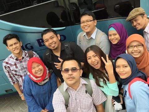 #BiarEksisAja - Sharing Tulis-Menulis dari Ezytravel featuring Blogger Hello Nusantara