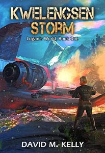 Kwelengsen Storm by David M. Kelly