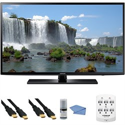 Samsung UN65J6200 - 65 inch Full HD 1080p 120hz Smart LED HDTV + Hookup Kit