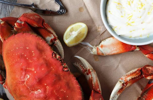 Must-Have New e-Cookbook: The Northwest Crab