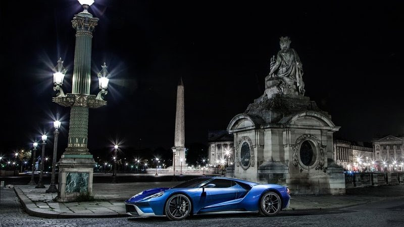 Ford has Finalized Design for Their 2017 Ford GT Supercar